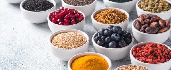 nguyên liệu thực phẩm bảo vệ sức khỏe