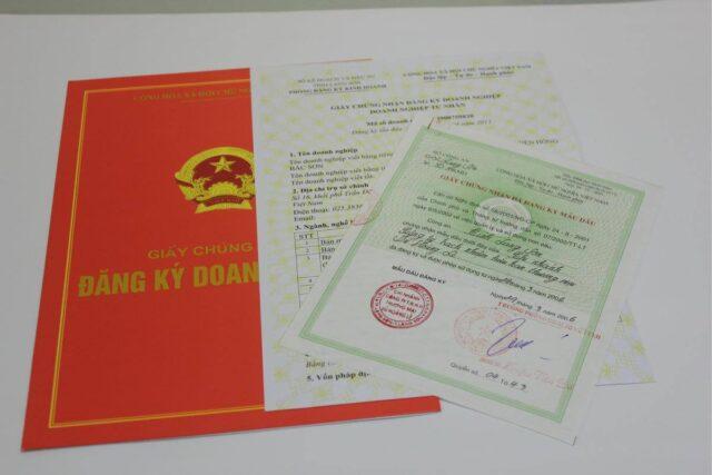 Thủ tục đăng ký thành lập công ty doanh nghiệp
